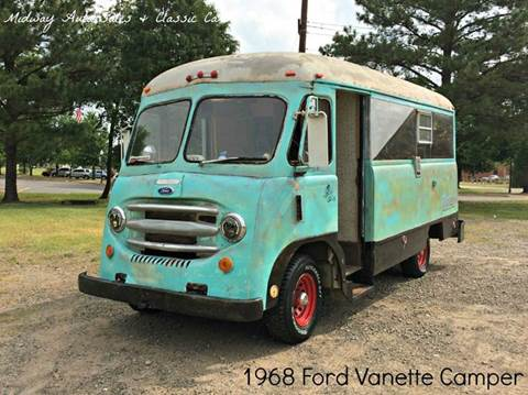 1968 Ford Vanette for sale in Fort Smith, AR