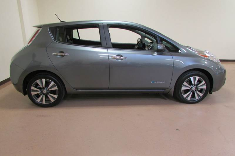 2015 Nissan LEAF SL 4dr Hatchback - Union GA