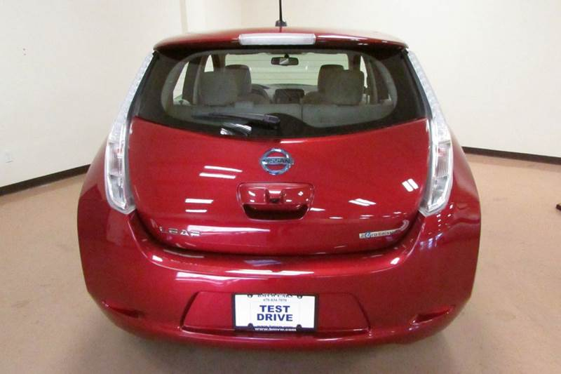 2015 Nissan LEAF SV 4dr Hatchback - Union GA