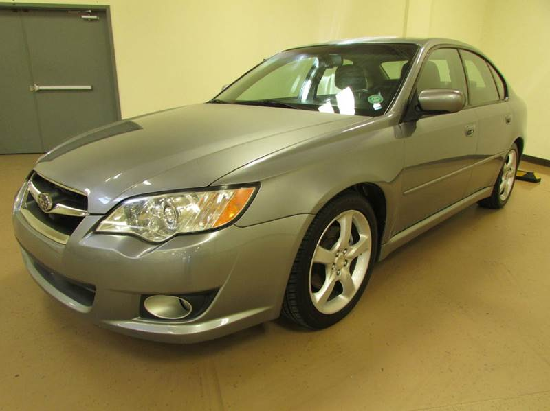 2008 Subaru Legacy 2.5i Limited AWD 4dr Sedan 4A - Union GA