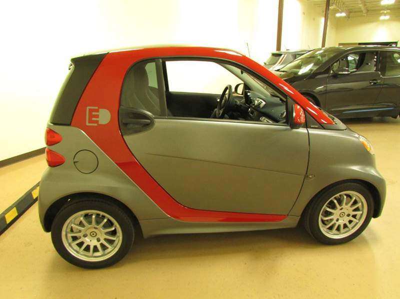 2014 Smart fortwo passion electric drive 2dr Hatchback - Union GA