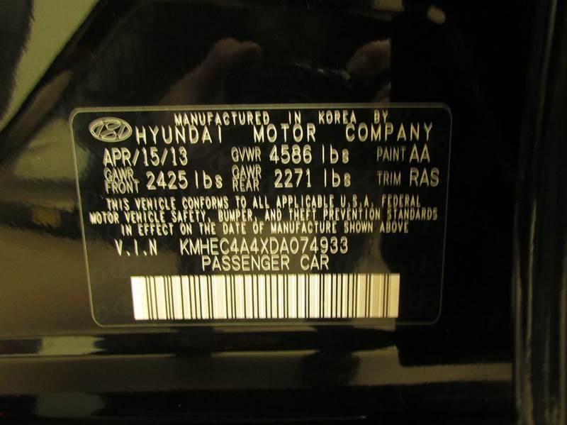 2013 Hyundai Sonata Hybrid 4dr Sedan - Union GA