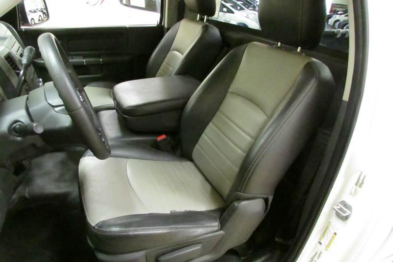 2012 RAM Ram Pickup 1500 4x2 ST 2dr Regular Cab 6.3 ft. SB Pickup - Union GA