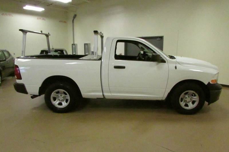 2012 RAM Ram Pickup 1500 4x2 ST 2dr Regular Cab 6.3 ft. SB Pickup - Union GA