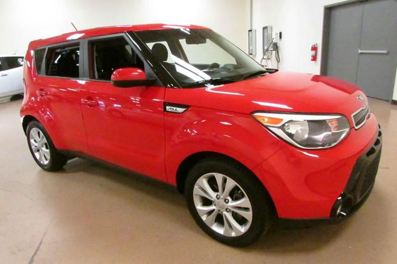 2016 Kia Soul + 4dr Wagon - Union GA