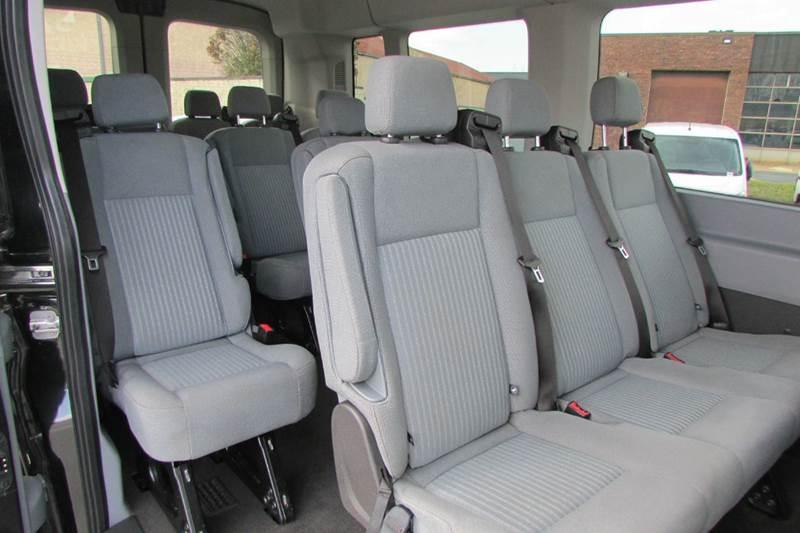 2015 Ford Transit Wagon 350 XLT 3dr LWB Medium Roof Passenger Van w/Sliding Passenger Side Door - Union GA