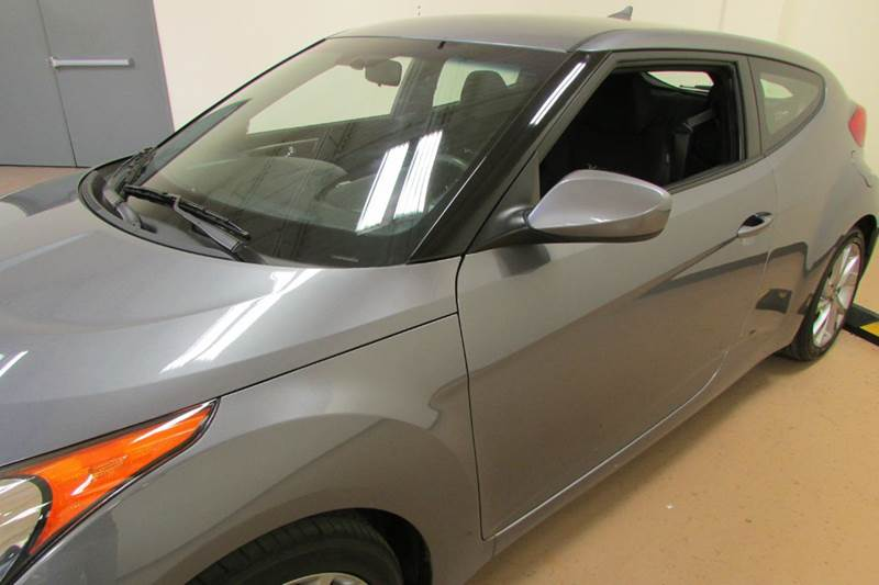 2016 Hyundai Veloster 3dr Coupe DCT w/Black Seats - Union GA