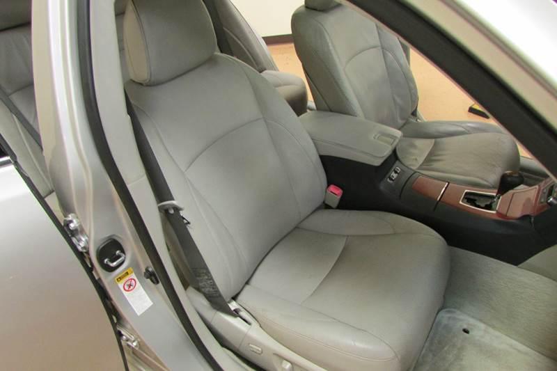 2007 Lexus ES 350 4dr Sedan - Union GA