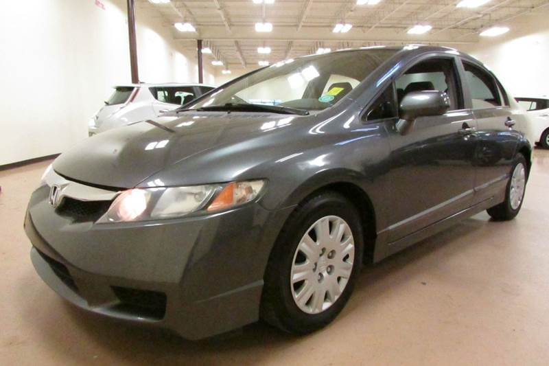 2009 Honda Civic DX-VP 4dr Sedan 5A - Union GA