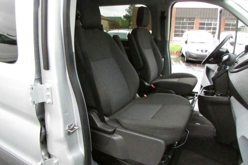 2016 Ford Transit Wagon 350 XLT 3dr LWB Low Roof Passenger Van w/60/40 Passenger Side Doors - Union GA