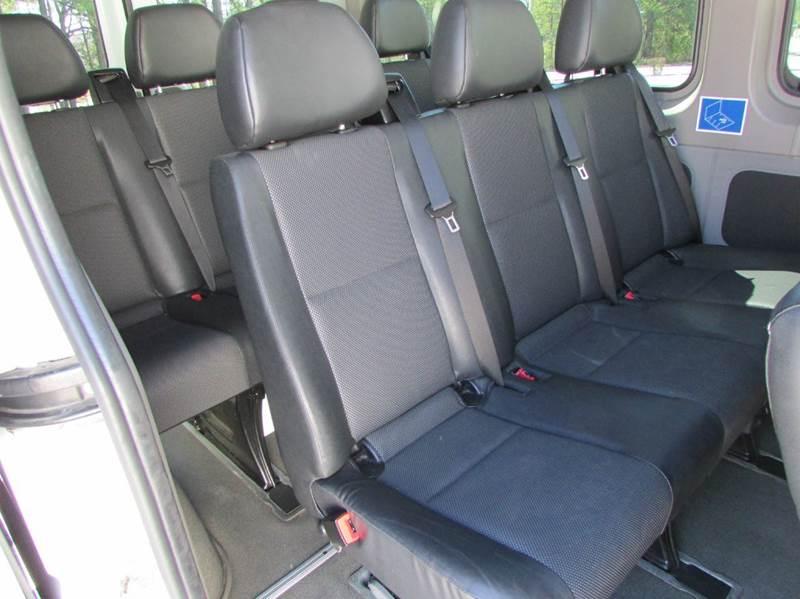 2011 Mercedes-Benz Sprinter 2500 144 WB 3dr Passenger Van - Union GA