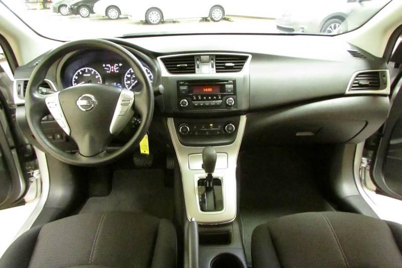 2015 Nissan Sentra S 4dr Sedan CVT - Union GA