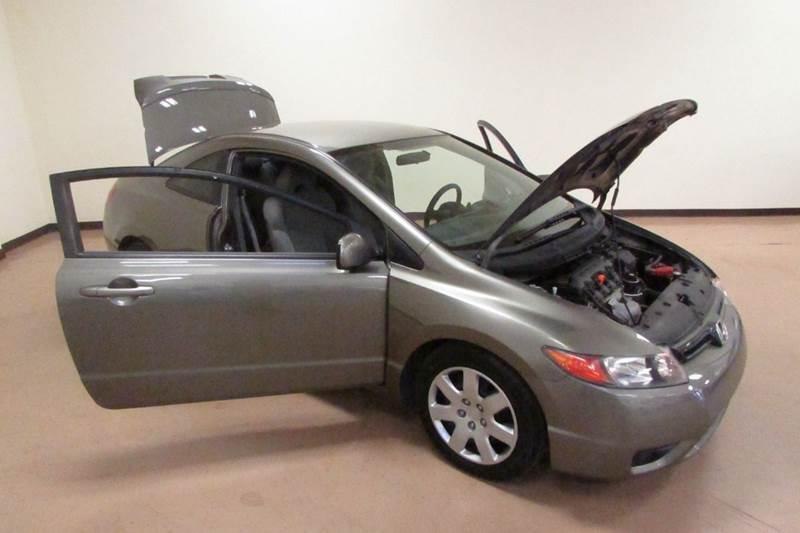 2008 Honda Civic LX 2dr Coupe 5A - Union GA