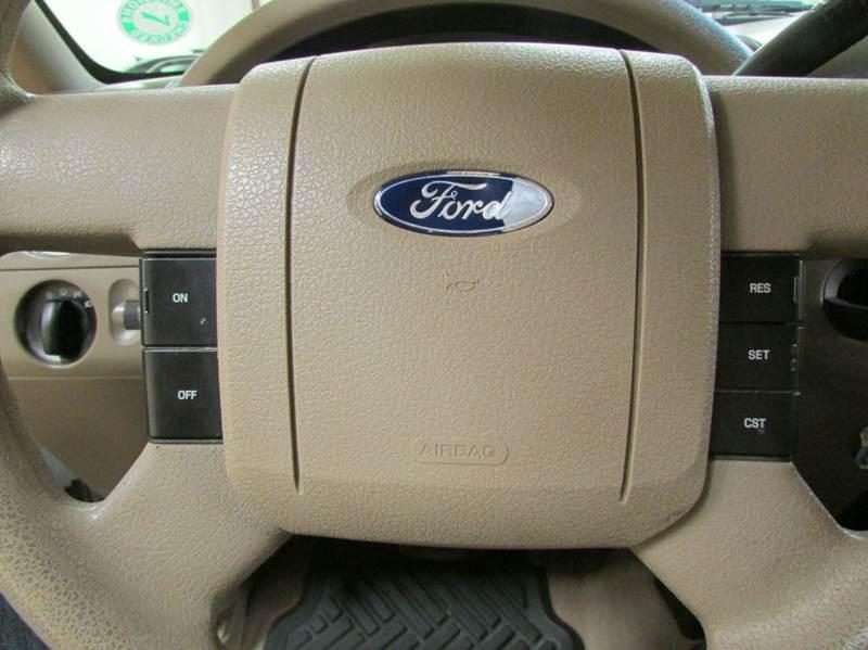 2004 Ford F-150 2dr Regular Cab XLT 4WD Styleside 6.5 ft. SB - Union GA