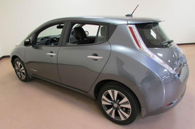 2015 Nissan LEAF SL 4dr Hatchback - Union GA