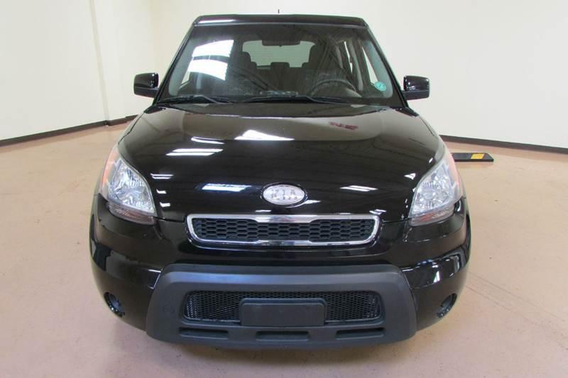 2010 Kia Soul + 4dr Wagon 4A - Union GA