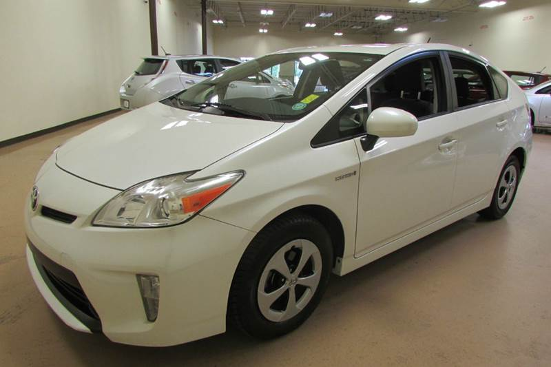 2012 Toyota Prius Four 4dr Hatchback - Union GA