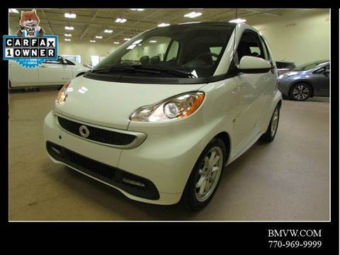 2015 Smart fortwo for sale in Union, GA