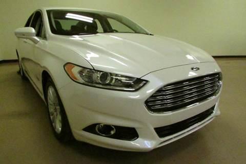 2014 Ford Fusion Energi for sale in Union, GA