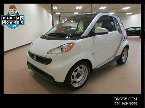 2014 Smart fortwo for sale in Union, GA