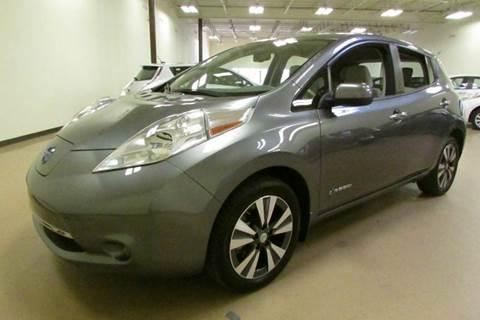 2015 Nissan LEAF for sale in Union, GA