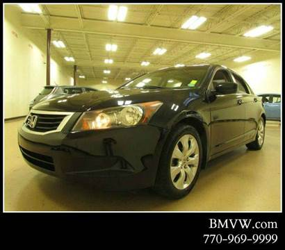 2010 Honda Accord for sale in Union, GA