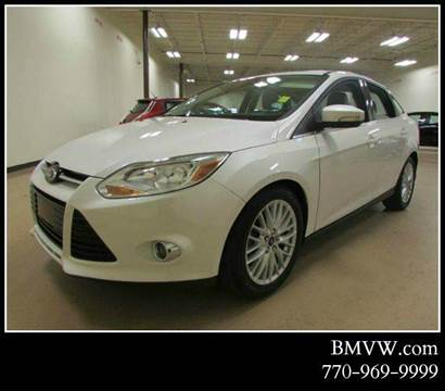 2012 Ford Focus for sale in Union, GA