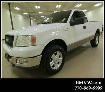 2004 Ford F-150 for sale in Union, GA