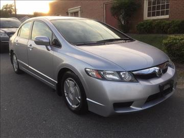 2010 Honda Civic for sale in Fredericksburg, VA