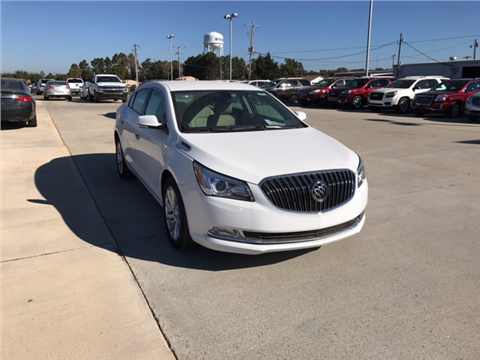 Buick lacrosse for sale sioux city ia for Luke fruia motors inventory
