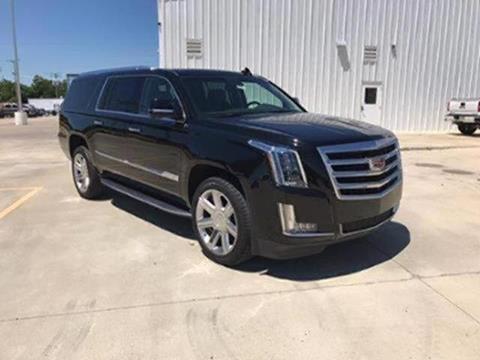 2017 Cadillac Escalade ESV for sale in Wynne, AR