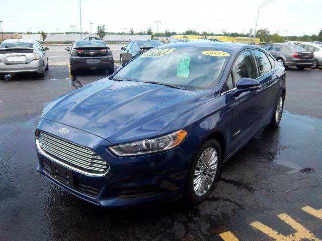 2013 Ford Fusion Hybrid for sale in Rochester NY