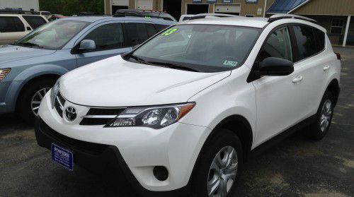 2013 Toyota RAV4 for sale in Clinton ME