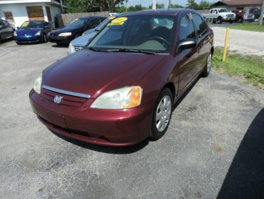 2002 Honda Civic for sale in Kissimmee FL