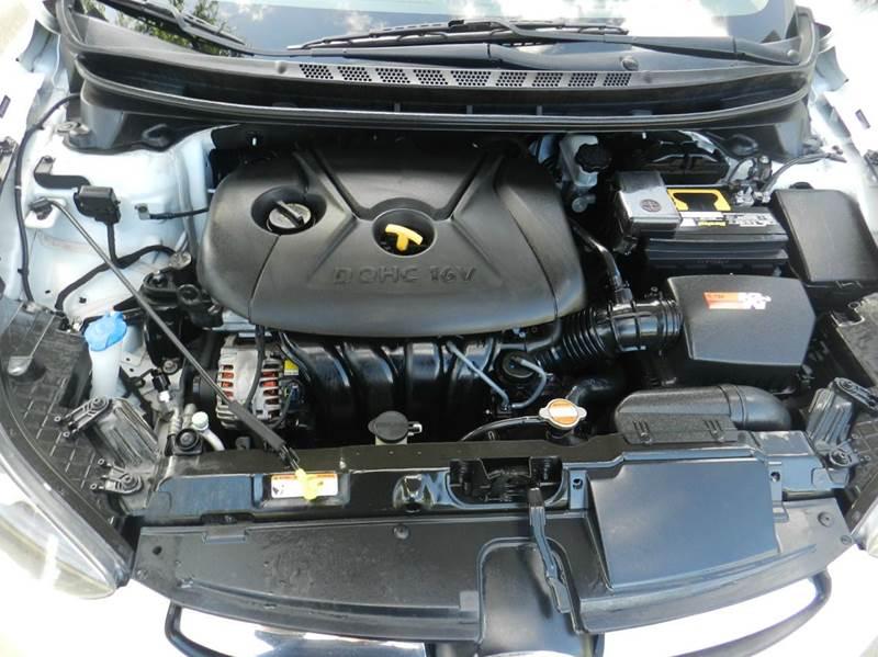 2011 Hyundai Elantra GLS 4dr Sedan In Dallas TX  Motor Zone