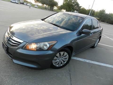 2011 Honda Accord for sale in Dallas, TX