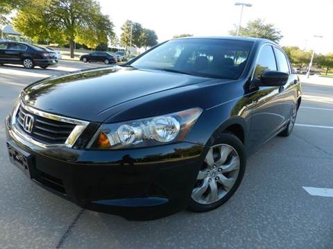 2009 Honda Accord for sale in Dallas, TX