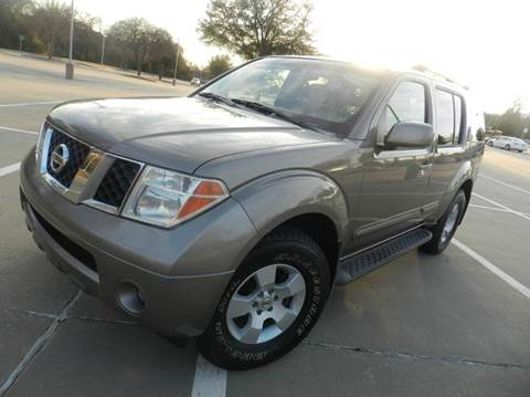 2006 Nissan Pathfinder for sale in Dallas, TX