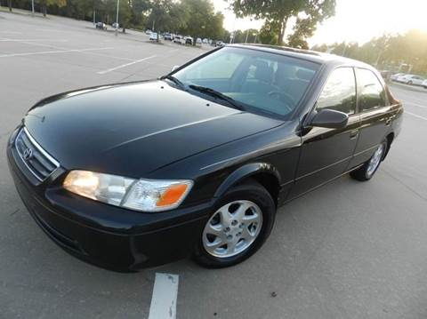 2001 Toyota Camry for sale in Dallas, TX