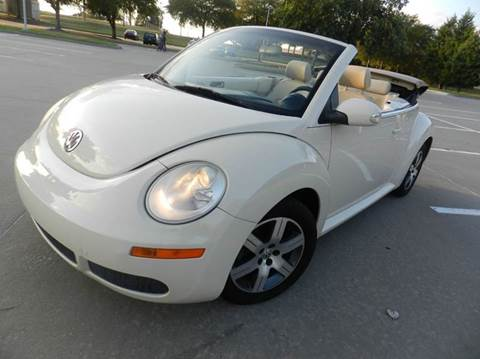2006 Volkswagen New Beetle for sale in Dallas, TX