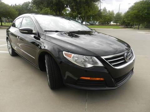 2011 Volkswagen CC for sale in Dallas, TX