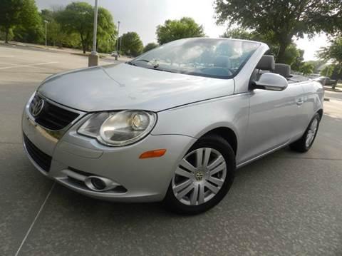 2008 Volkswagen Eos for sale in Dallas, TX