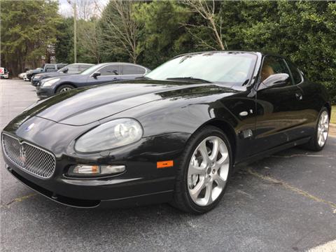 2005 Maserati Coupe for sale in Marietta, GA