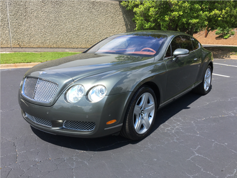 2005 Bentley Continental GT for sale in Marietta, GA