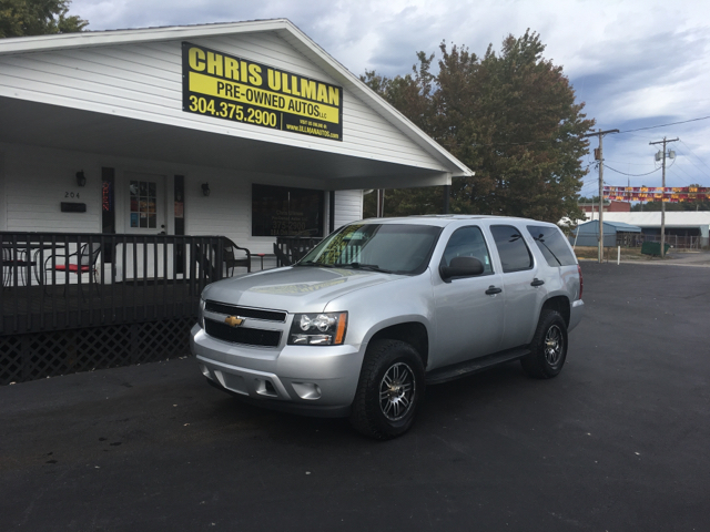 2012 chevrolet tahoe special service 4x4 4dr suv in for Chris motors auto sales