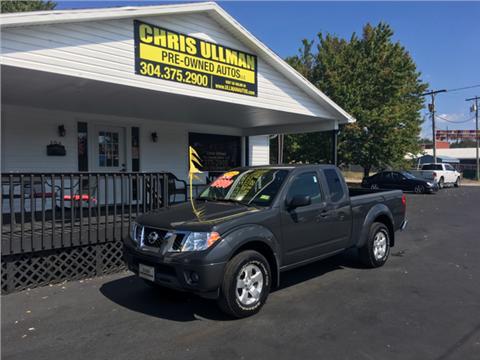 Williamstown wv dealer ullman auto sales used pickup for Chris motors auto sales