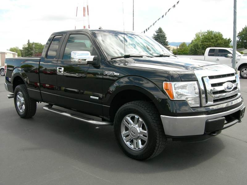 2011 ford f 150 4x4 xlt 4dr supercab styleside 6 5 ft sb in spokane valley wa fresh start. Black Bedroom Furniture Sets. Home Design Ideas