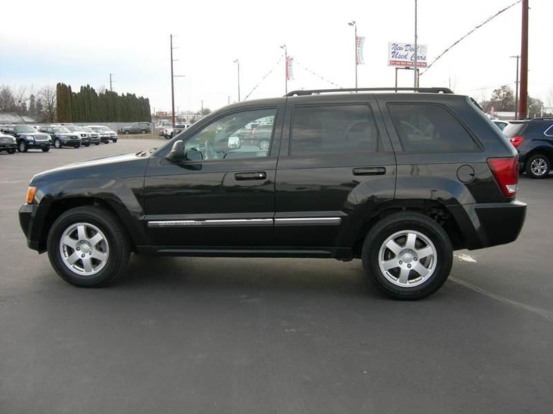 2010 Jeep Grand Cherokee 4x4 Laredo 4dr Suv In Spokane