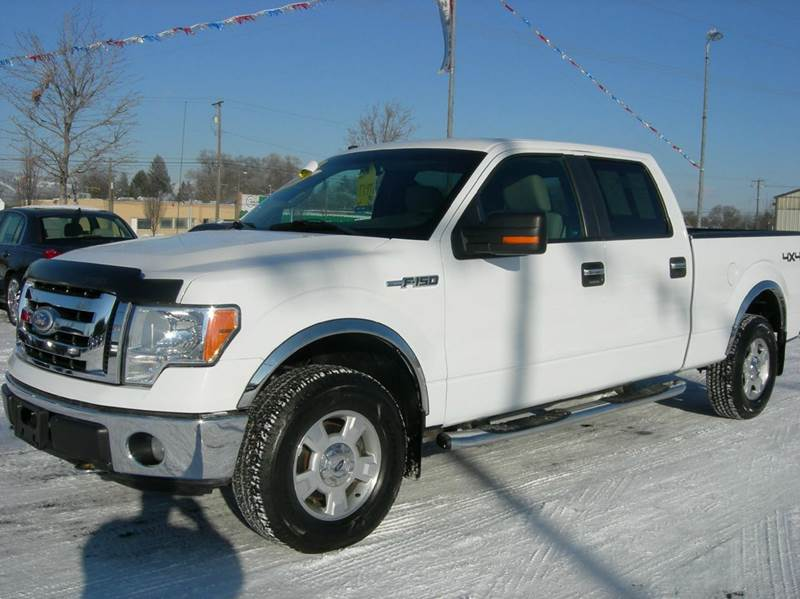 2009 ford f 150 4x4 xlt 4dr supercrew styleside 6 5 ft sb in spokane valley wa fresh start. Black Bedroom Furniture Sets. Home Design Ideas