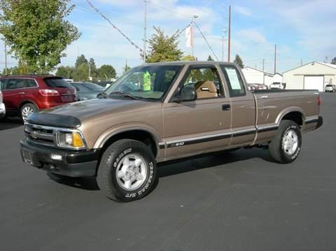 1996 Chevrolet S-10 for sale in Spokane Valley, WA